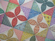 Bee In My Bonnet: My Quilt Retreat Show and Tell...