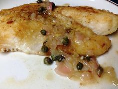 Forevermama's - A++ Fabulously Delicious Fish Piccata