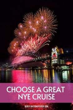 Spending NYE of Sydney Harbour is a one of the most memorable ways to see in a new year. We have pulled together the things you need to consider before you book a cruise. #australia #Sydney Australia Travel Guide, Australia Day, Captain Cook Cruises, Sydney Beaches, How To Book A Cruise, Fireworks Show, Family Destinations, New Zealand Travel, Luxury Holidays