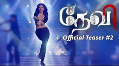 Devi(L) Movie Official Teaser 02