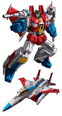 Classics Starscream- not even human and I wanted to marry him when I was a little girl LOL!!
