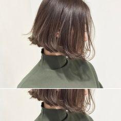 Pin on 髪型 Cute Hairstyles For Short Hair, Permed Hairstyles, Pretty Hairstyles, Hair Inspo, Hair Inspiration, Shot Hair Styles, Hair Icon, Stylish Haircuts, Hair Trim