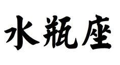 chinese tattoo symbol for Aquarius Tribal Dragon Tattoos, Dragon Tattoo Arm, Chinese Dragon Tattoos, Japanese Sleeve Tattoos, Full Sleeve Tattoos, Tattoo Sleeve Designs, Tattoo Japanese, Aquarius Symbol, Aquarius Tattoo