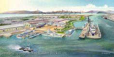 Bay Ship, Alameda, CA