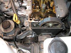 AE86 Corolla Trueno motor   hks intake w blue 45 degree