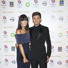 Celebrities attend the Team GB at the Ball Battersea Evolution in London