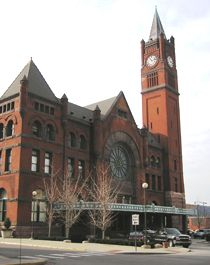 Indianapolis Union Railroad Station