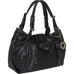 Black Purses Handbags Satchels Clutches Totes Bags