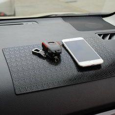 Honana HN-CH014 Sticky Gel Cell Pad Anti Slip Phone Pads Kitchen Bathroom House Car Holder - Banggood Mobile