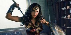 All Things Scrambled: 10 Fakta Menarik Gal Gadot Sang Wonder Woman di Ab...