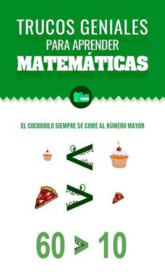 Look smart with these 10 math tricks! Math Crafts, Go Math, Simple Math, Study Notes, Play To Learn, Kids Education, Teaching Math, Good To Know, Chemistry