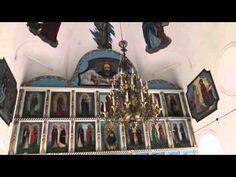 Троице-Стефано-Ульяновский монастырь. Республика Коми