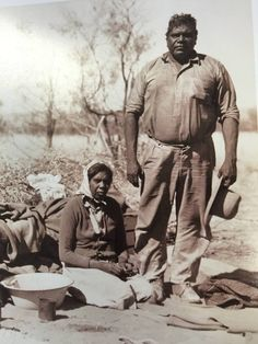 In 1957 the first Aboriginal Australians to be granted full citizenship were Albert Namatjira and his wife Rubina. It's sad that despite all the rhetoric and his considerable fame and fortune, they. Aboriginal Culture, Aboriginal Artists, Aboriginal People, Australian Aboriginal History, Australian Artists, We Are The World, People Of The World, Australian Aboriginals, Native Australians