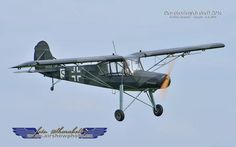 Fieseler Fi 156 Storch / Slepcev - Storch SS4, OK-JUQ 35 / SJ+LL