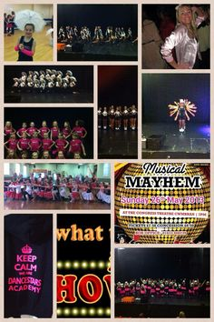 Musical Mayhem 2013