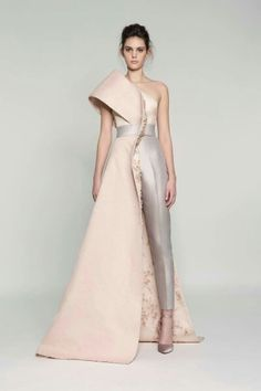Rami Al Ali Spring Summer 2017 Haute Couture Collection - Share The Looks Trendy Dresses, Fashion Dresses, Formal Dresses, Wedding Dresses, Live Fashion, Fashion Show, Fashion Design, Trendy Fashion, Fashion News