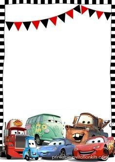 Excellent Cool cars photos are readily available on our web pages. Cars Birthday Invitations, Cars Birthday Parties, Batman Birthday, Baby Birthday, Christening Decorations, Disney Cars Party, Hello Kitty Items, Car Themes, Holidays And Events