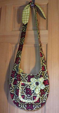 Free Bag Pattern - Ninja Monkey Bag