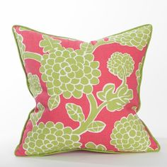 Kopok Pillow / Hibiscus - New Arrivals - Coastal Pillows | Beach Pillows |  Coastal Home Pillows