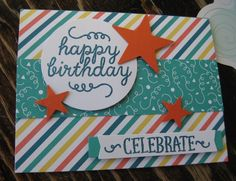 May 2015 - Birthday Bundle MPP Kit - SU - Alternate project (by Barb Mann)