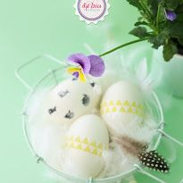 Easter DIY with masking tapes