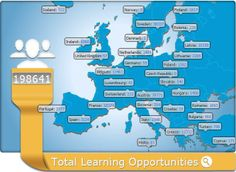 Did you know that there are this many different places to study in the EU? The Portal on Learning Opportunities throughout the European Space (PLOTEUS) aims to help students, job seekers, workers, parents, guidance counsellors and teachers to find out information about studying in Europe.