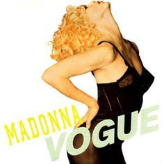 Vogue single 1990