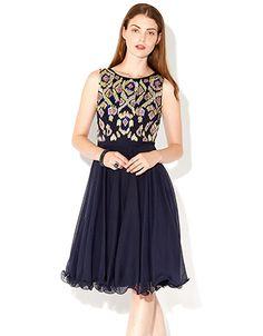 Idiana Ikat Dress