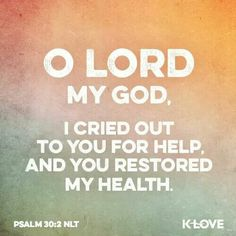 You are great, O Lord! Thank You God Quotes, Quotes About God, Psalm 30 2, Psalms, Cry Out, Seeking God, Keep The Faith, Daily Devotional, Crying