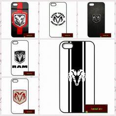 Pop Dodge Ram logo Phone Cover case for iphone 4 4s 5 5s 5c 6 6s plus samsung galaxy S3 S4 mini S5 S6 Note 2 3 4  DE1101