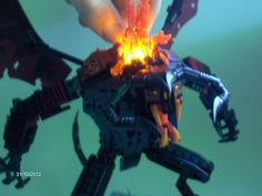 Lego Balrog lord of the rings demon