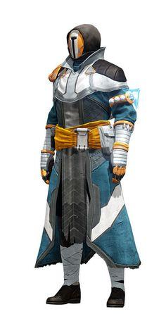 Destiny PlayStation-Exclusive Warlock Armor: Barkhan Dune I