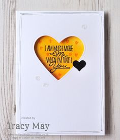 Layering Love from Stampin' Up! Tracy May #PP296