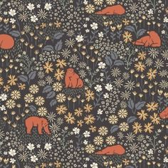 Bear With Me Fabric Collection by Dear Stella House Designer at Hawthorne Supply Co Modern Fabric, Sewing Patterns, Fabrics, House Design, Bear, Quilts, Creative, Shopping, Collection