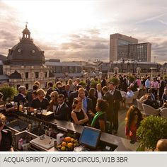 London Rooftop Bars Download the Voice Candy IOS App Free here! - http://www.voicecandy.com/download