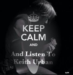 """The """"Keep Calm"""" part throws me...WHO KEEPS CALM WHILE LISTENING TO THE MAN, EXPLAIN THIS TO ME! ;)"""