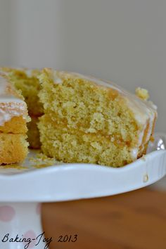 ST Clements cake - I have this for afternoon tea in London. A good version is served at the British Museum.
