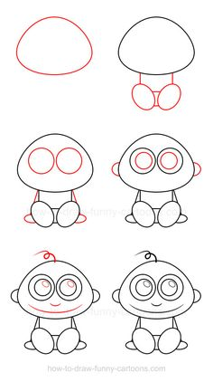 Learn how to draw a baby and see why this is the cutest alternative you can possibly find on the internet!