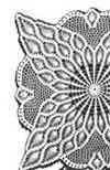 Over 300 Free Crocheted Doilies Patterns