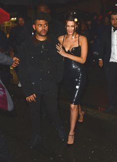 Let's look at the best moments so far in The Weeknd and Bella Hadid's romance.