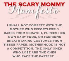 Scary Mommy Blog: A Parenting Community For Imperfect Parents
