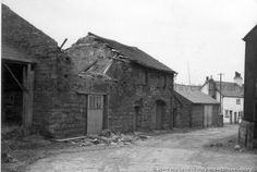 MSE/16/25 Eltonhead Hall, St.Helens Date 1960. . . . . . . . MSE - The Frank Sheen Collection 16 - Black and white photographs showing various buildings in and around St.Helens