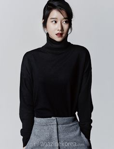 Korean Magazine Lovers — Seo Ye Ji - Harper's Bazaar Magazine November. Female Actresses, Korean Actresses, Korean Beauty, Asian Beauty, Korean Celebrities, Celebs, Moorim School, Model Face, Ulzzang Girl