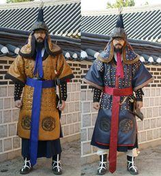 Joseon_Dynasty_archer.jpg (548×600)
