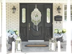 Entry decor by Timeless Creative Decor Home Wedding, Creative Decor, Event Decor, Wedding Decorations, Luxury, Design, Home Decor, Wedding At Home, Decoration Home