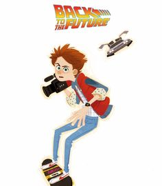 """155 Likes, 2 Comments - 홍승욱 (@hongsi84) on Instagram: """"back to the future fanfic #drawing #back to the future #painting #animation #design #concept art…"""""""