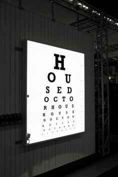 Housed octo rhouse doctor... ohhh house doctor! wtf.