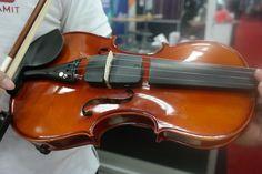 Jamit | Será o novo professor digital particular? Este periférico incomum se conecta a um violino e pode ajudar a dominar tudo, desde Bach a Coldplay.