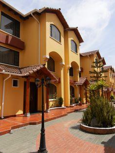 Conjunto residencial Cumbres 5, Quito Ecuador, Urbicasa