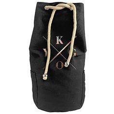 b05e73a584 Karset Dan And Phil UK Flag Vertical Bucket Cylindrical Shaped Canvas Beam  Port Drawstring Sports Basketball Shoulders Backpack Bags     Ch…